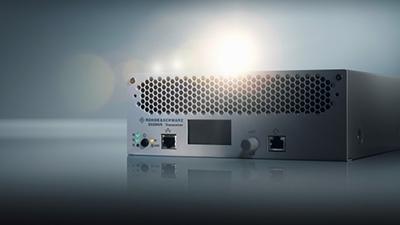具有高安全性的具创新性的ATC无线电:R&S Series5200