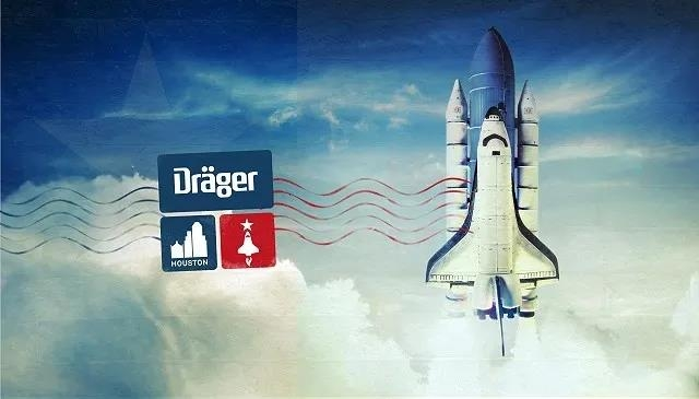德尔格助力人类宇航事业发展
