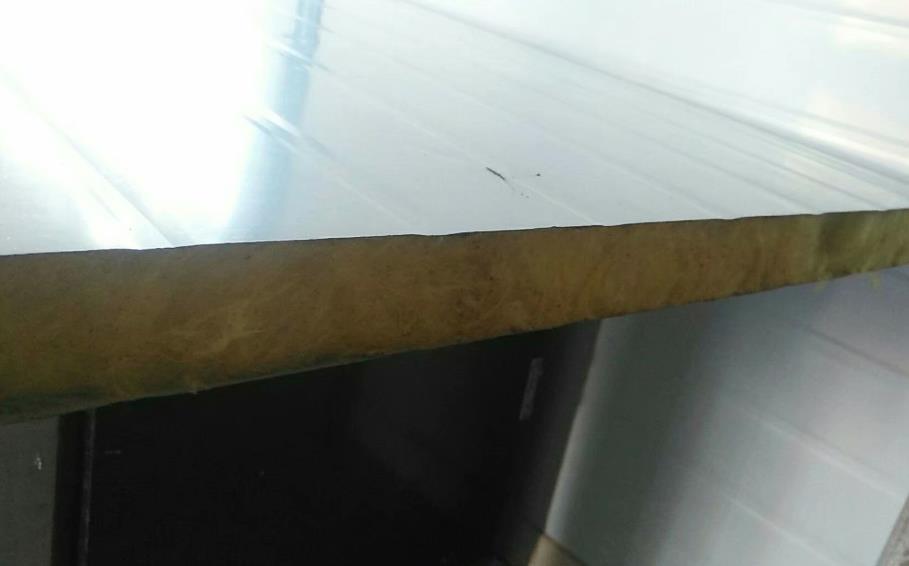 玻璃棉復合式保溫板