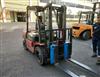 NR-HH物流2吨燃油叉车称重系统 2t电动叉车秤