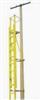 平台梯 绝缘伸缩抱杆梯