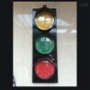HCX-ABC-380V-LED-100滑触线三相电源指示灯