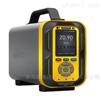 六合一有毒有害氣體檢測分析儀